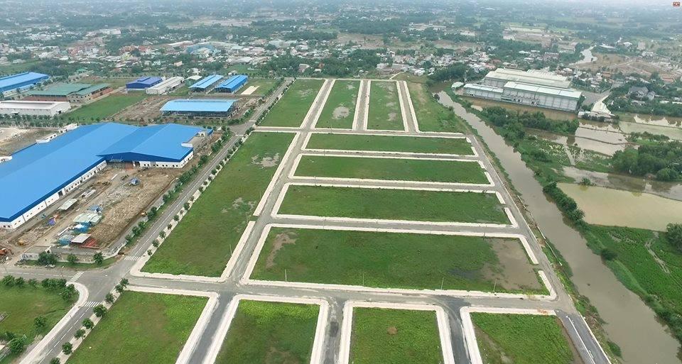 Dragon City đường Đinh Đức Thiện - huyện Cần Đước Long An
