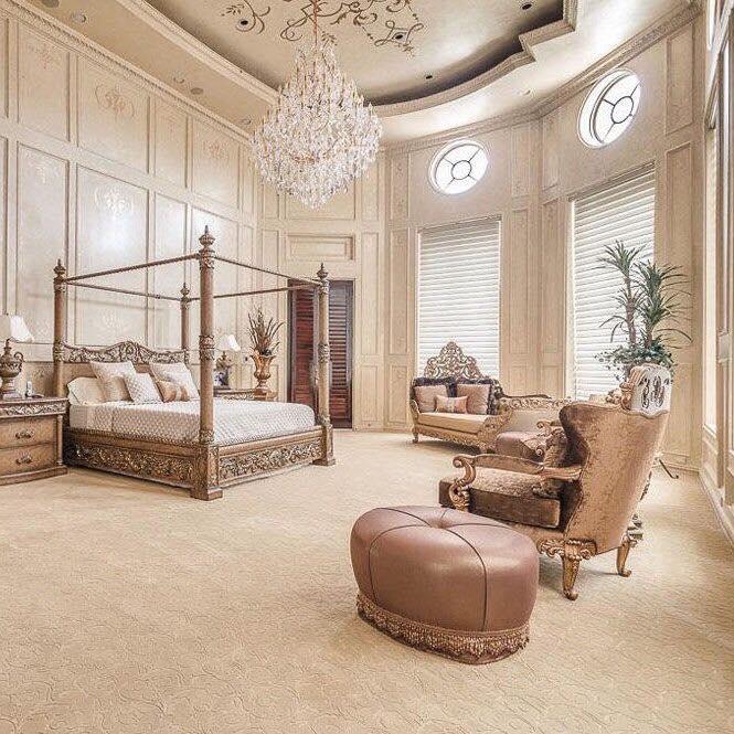Paris Hoàng Kim - Phòng ngủ Dự án căn hộ chung cư cao cấp Quận 2