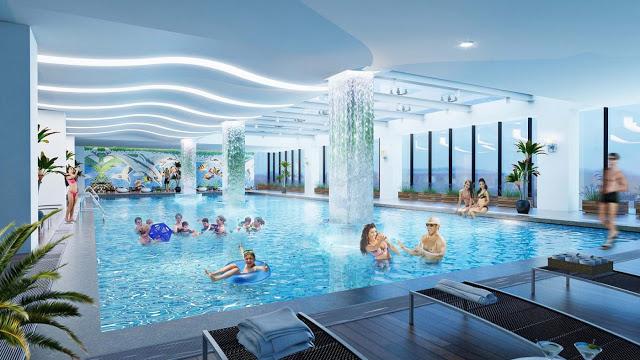Paris Hoàng Kim Quận 2 -Hồ Bơi Tổng quan dự án căn hộ chung cư