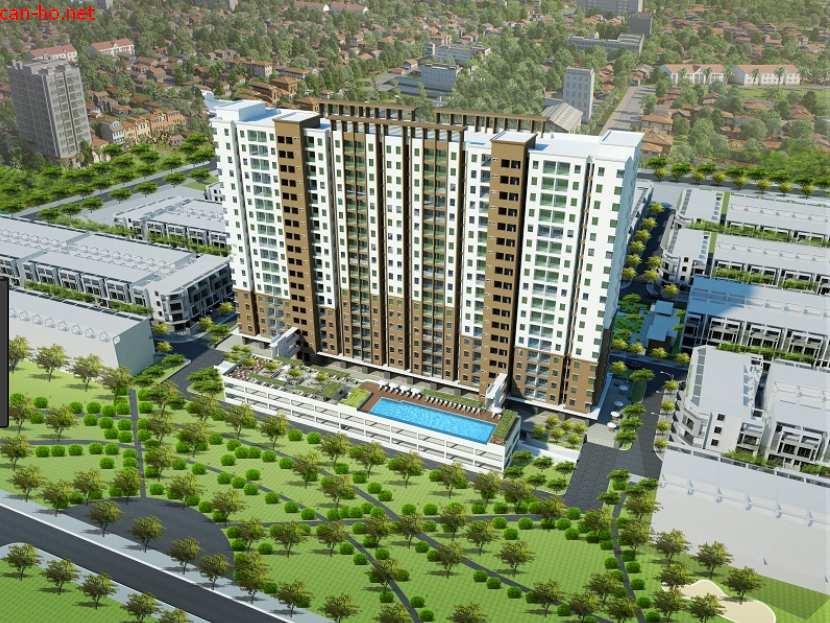 Paris Hoàng Kim Quận 2 - Tổng quan dự án căn hộ chung cư
