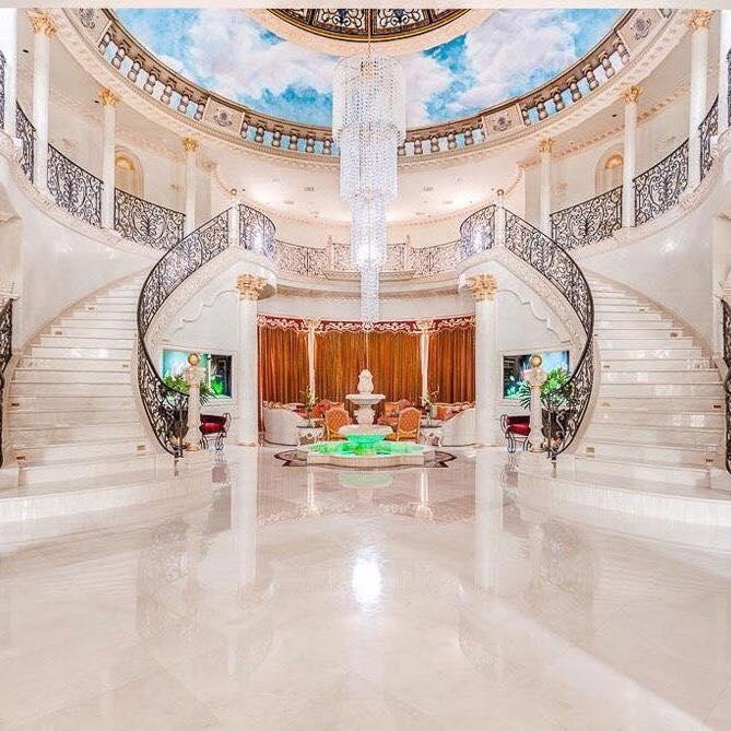 Paris Hoàng Kim -Sảnh Dự án căn hộ chung cư cao cấp Quận 2