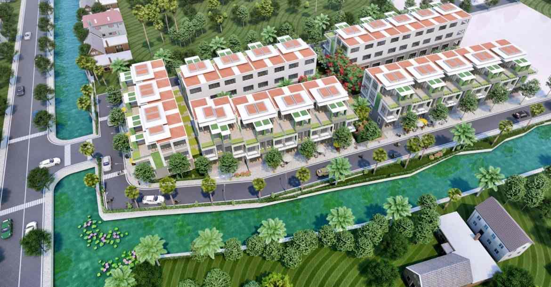 Khu Đô Thị Sun City Củ Chi, Bình Mỹ | Giá bán dự án đất nền nhà phố 2019
