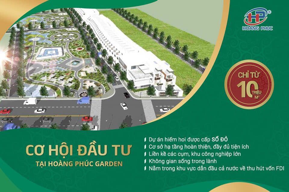 Banner Hoàng Phúc Garden