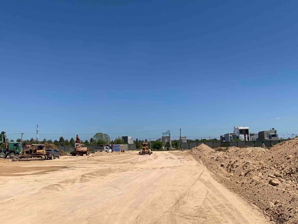 Baria Residence Bà Rịa Vũng Tàu - Tiến độ dự án đất nền khu dân cư mới năm 2019