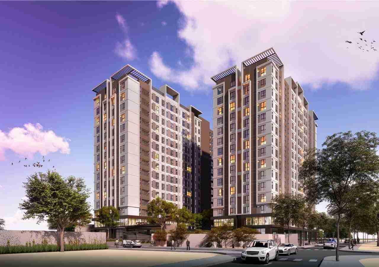 Central Apartment Bình Tân - Tổng quan dự án