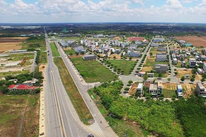 Dự án khu nhà ở Tân Túc - Đất nền khu dân cư huyện Bình Chánh
