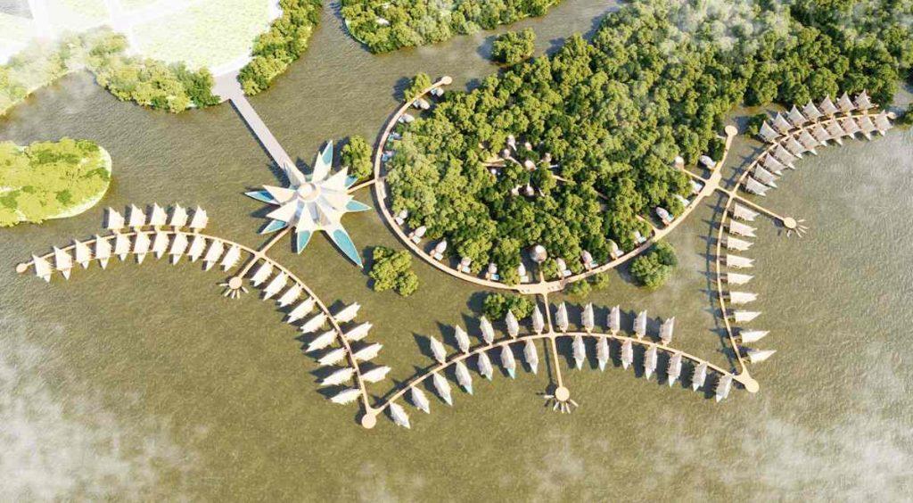 Eco Villas Cồn Khương Cần Thơ - Điểm hấp dẫn