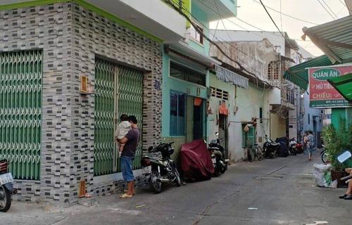 Nhà phố nhỏ trong hẻm to giá dưới 3 tỷ đồng đang được sang tay 3 lần trong một tuần