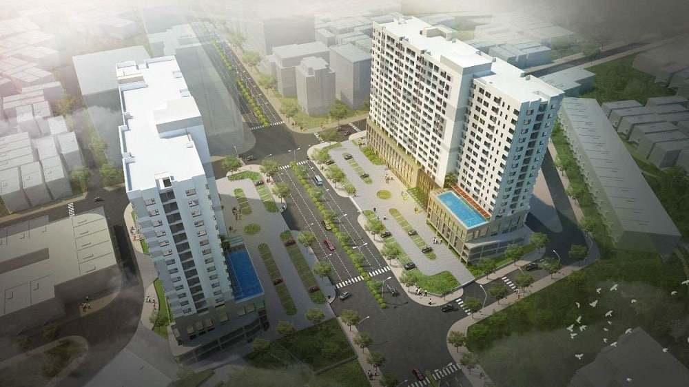 Những chung cư căn hộ đường Phạm Văn Đồng Quận Thủ Đức - Flora Noiva