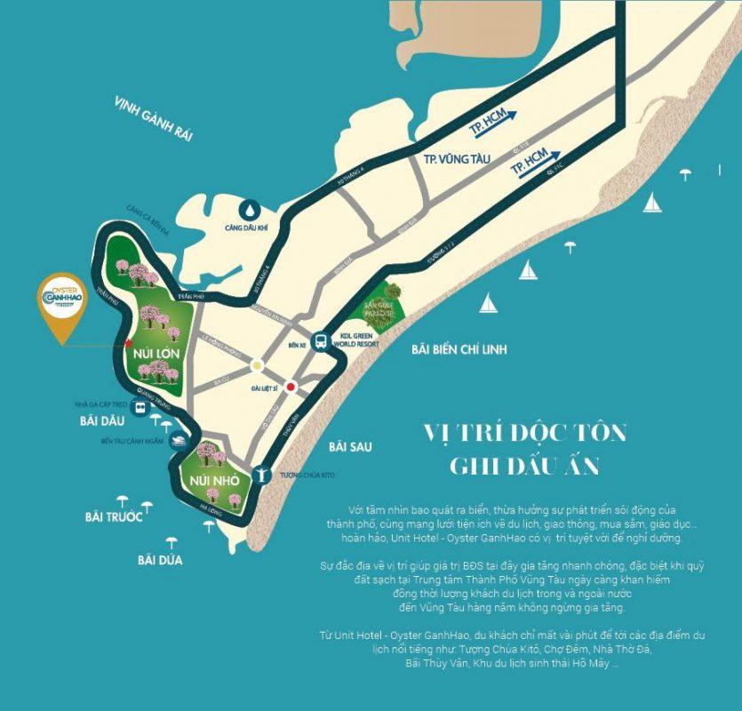Oyster Gành Hào Vũng Tàu - Vị trí Tổng quan dự án-compressed
