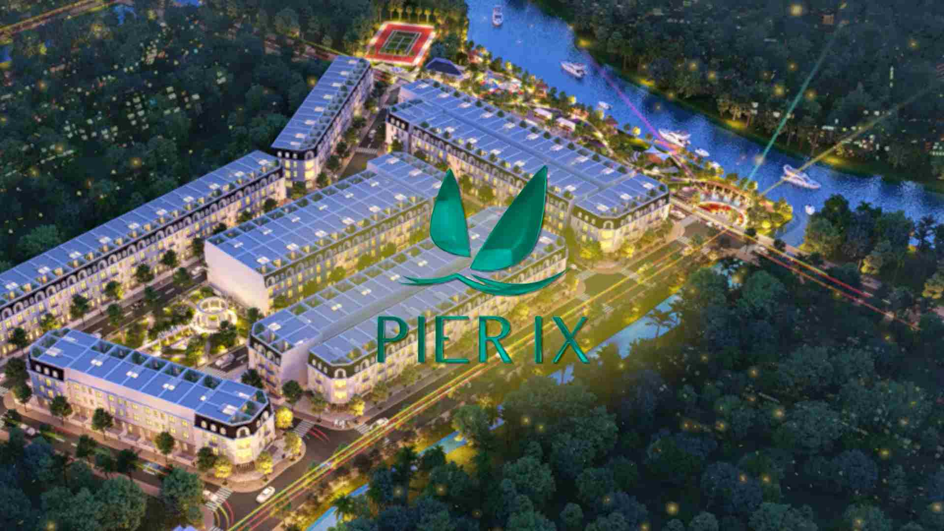 Pier IX Thới An Quận 12 - Tổng quan dự án đất nền nhà phố