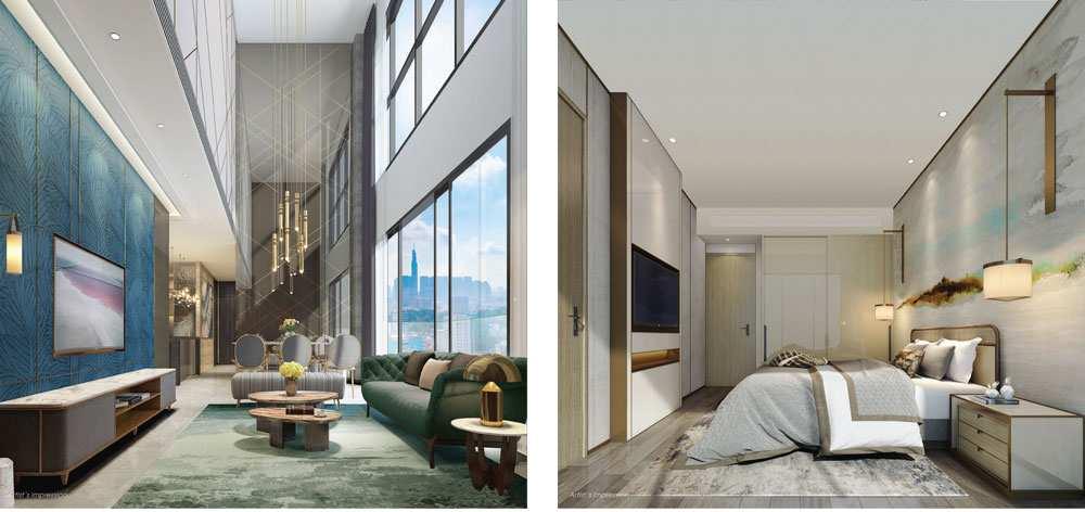 The Marq Nguyễn Đình Chiểu Quận 1 - Thiết kế Tổng quan dự án căn hộ chung cư cao cấp