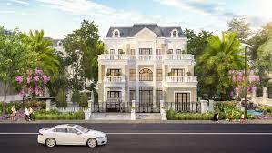 The Riviera Villas - Kiểu biệt thự