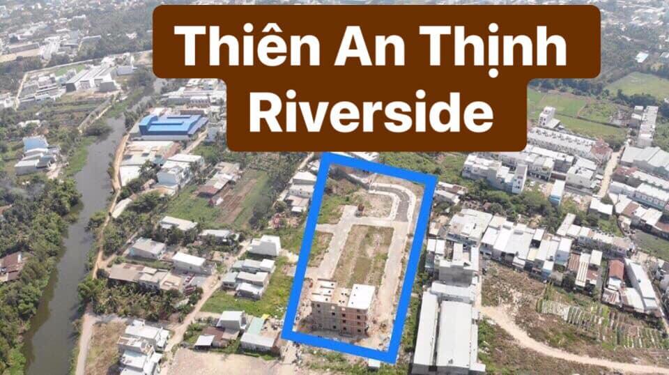 Thiên An Thịnh Riverside Quận 12 - Quỹ đất trong đường Thạnh Xuân