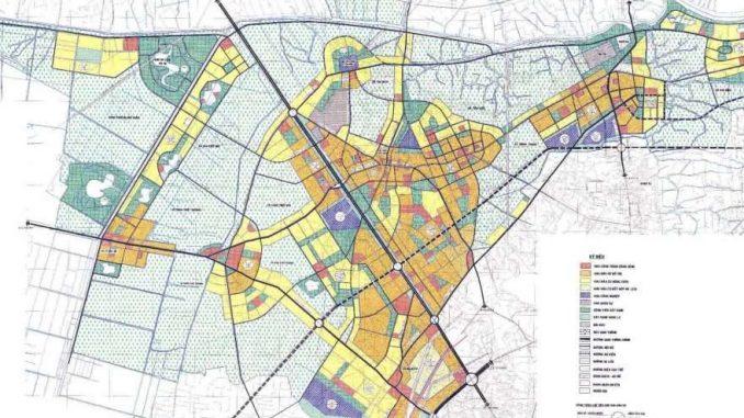 Bản đồ quy hoạch huyện hóc môn đến năm 2020 tại tphcm-compressed