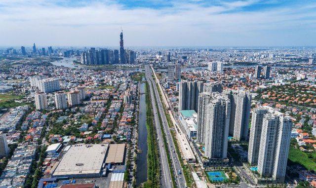 Giá bán căn hộ chung cư Khu đông Sài Gòn