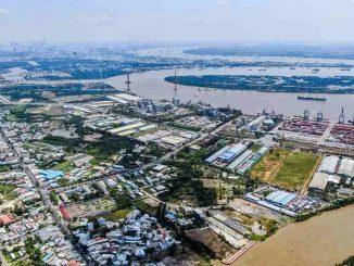 Mở rộng Lê Văn Lương, xây mới 4 cầu, BĐS Cần Giuộc hút khách