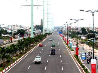 Tuyến đường Phạm Văn Đồng