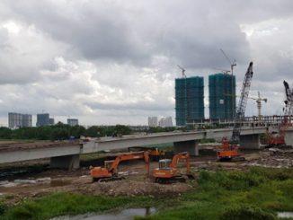 Tuyến đường song hành cao tốc TP HCM - Long Thành Dầu Giây đang hình thành