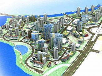 Zeitgeist Phước Kiển Nhà Bè - Dự án khu đô thị mới GS Hàn Quốc
