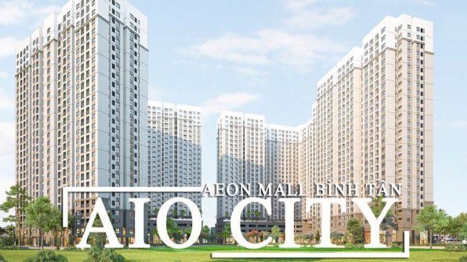 AIO City Bình Tân - Dự án căn hộ chung cư