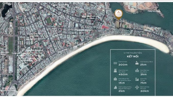 Altara Residences Quy Nhơn - Vị trí Tổng quan dự án căn hộ cao cấp