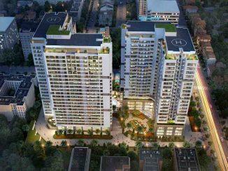 Dự án căn hộ nhà ở xã hội Võ Văn Kiệt quận 8