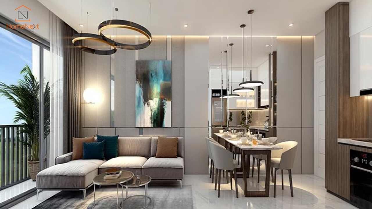 Happy Home Bình Dương - Nhà mẫu dự án