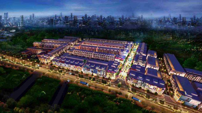 LIC City Phú Mỹ - Quy mô Tổng quan dự án