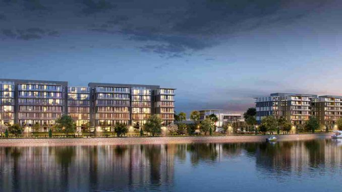 LIC City Phú Mỹ - Tổng thể dự án