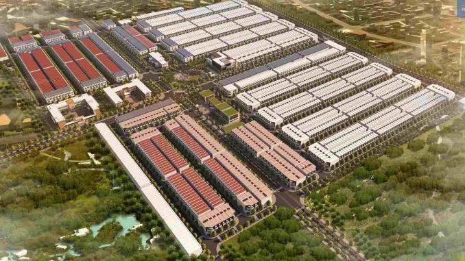 Lai Uyên Residence Bình Dương - Tổng quan dự án khu đô thị mới