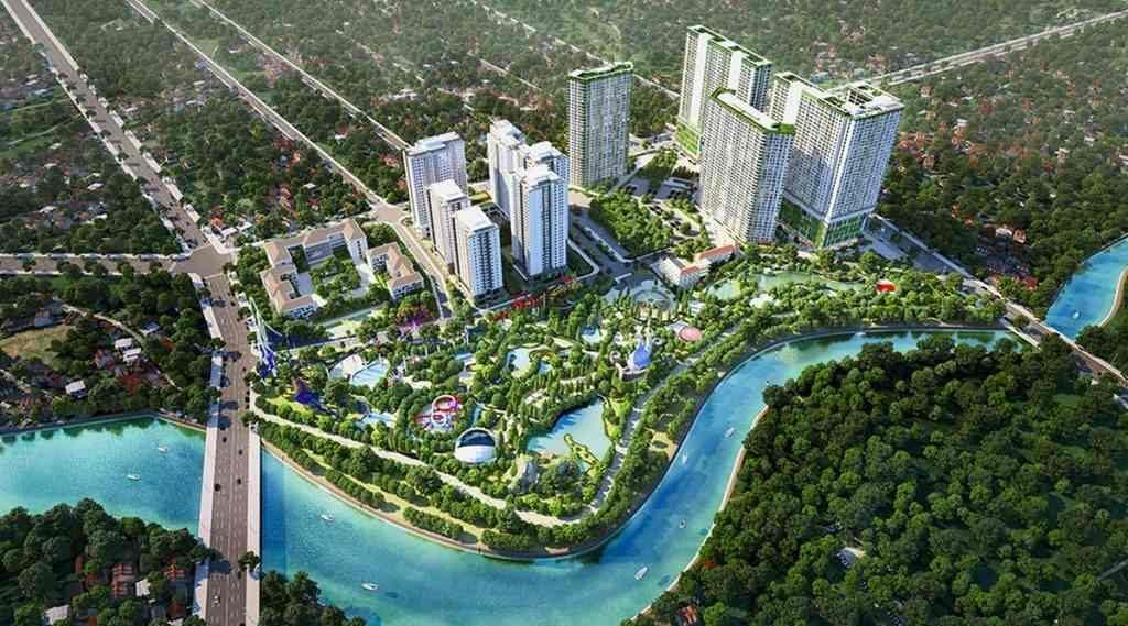 Laimian City Lương Định Của Quận 2 - Quy mô dự án căn hộ