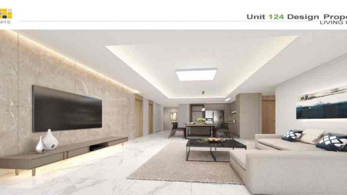 Laimian City Lương Định Của Quận 2 - Thiết kế dự án căn hộ