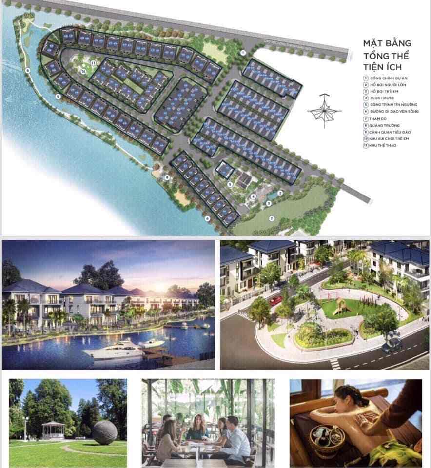 Palm Marina Novaland Trường Lưu Quận 9 - Tiện ích