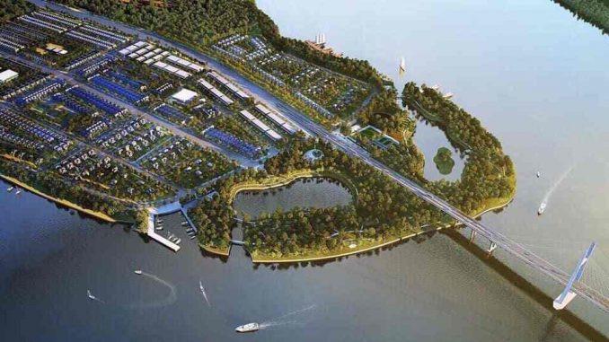 Palm Marina Novaland Trường Lưu Quận 9 - Tổng quan dự án