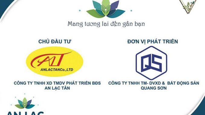 Quang Sơn Group là đơn vị phát triển và phân phối dự án An Lạc Riverside