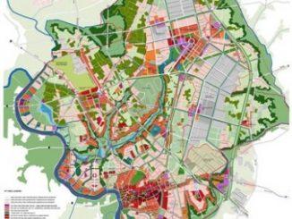 Quy hoạch thành phố Thủ Dầu Một ,Bình Dương