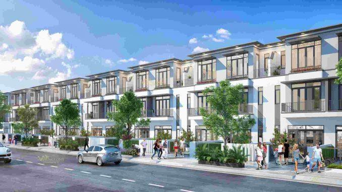 Hưng Long Residence Đức Hoà Long An - Thiết kế Nhà phố