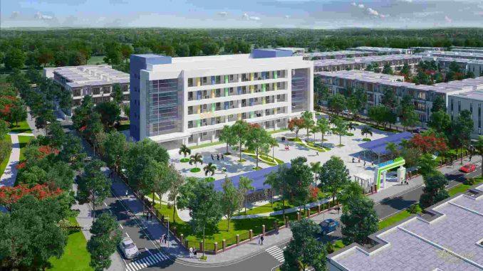 Hưng Long Residence Đức Hoà Long An - Bệnh viện
