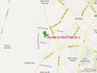 Quy hoạch xã Vĩnh Lộc An, bình Chánh