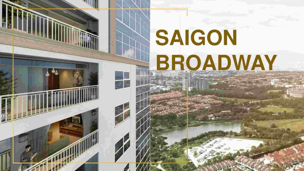 Saigon Broadway Novaland Quận 2 - Banner
