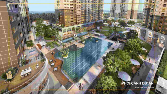Saigon Broadway Novaland Quận 2 - Tiện ích