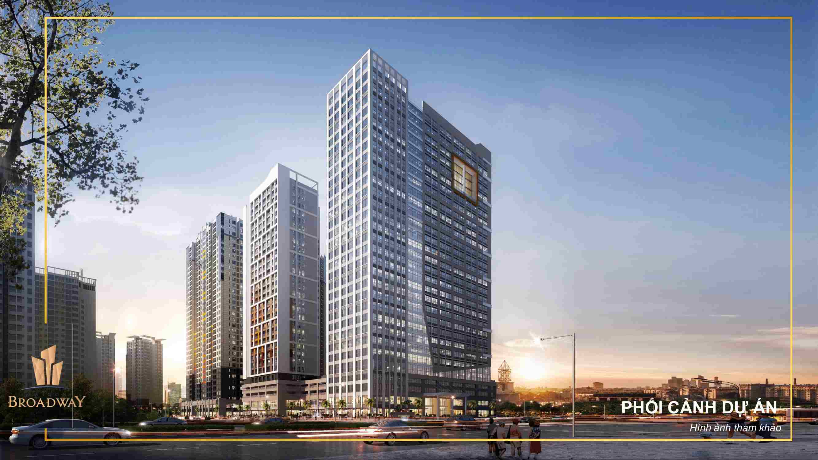 Saigon Broadway Novaland Quận 2 - Tổng quan dự án căn hộ chung cư cao cấp