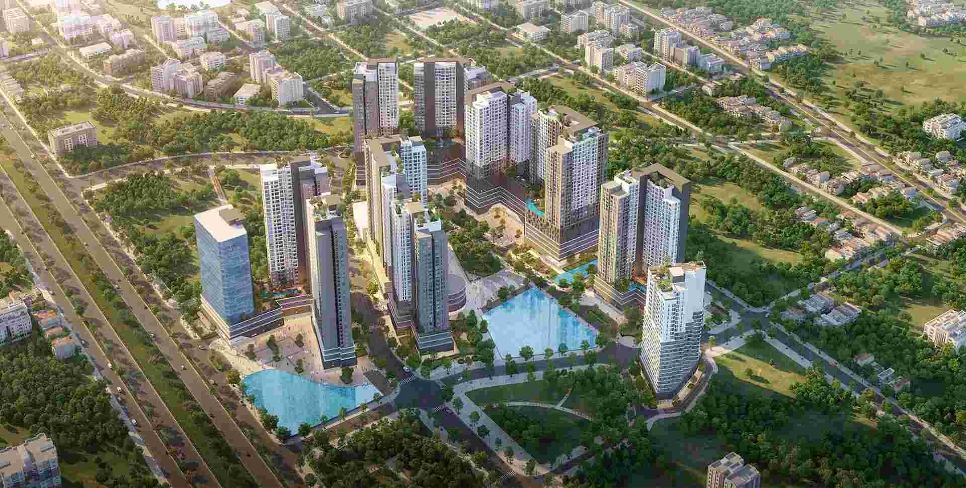Saigon Broadway Quận 2 - Tổng quan dự án