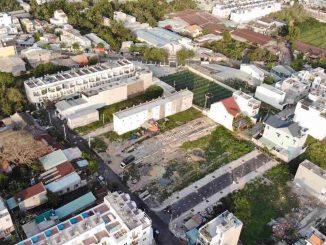 Thiên An Thịnh Central Quận 12 - Mặt bằng dự án