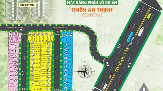 Thiên An Thịnh Central Quận 12