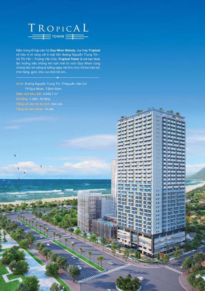 Tropical Tower Melody Quy Nhơn Hưng Thịnh