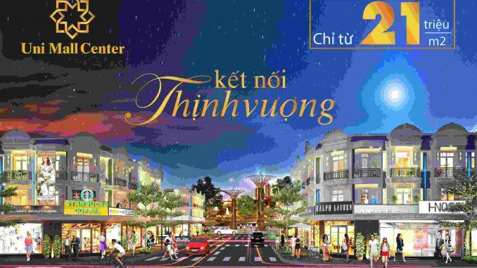 Uni Mall Center Thuận An Bình Dương
