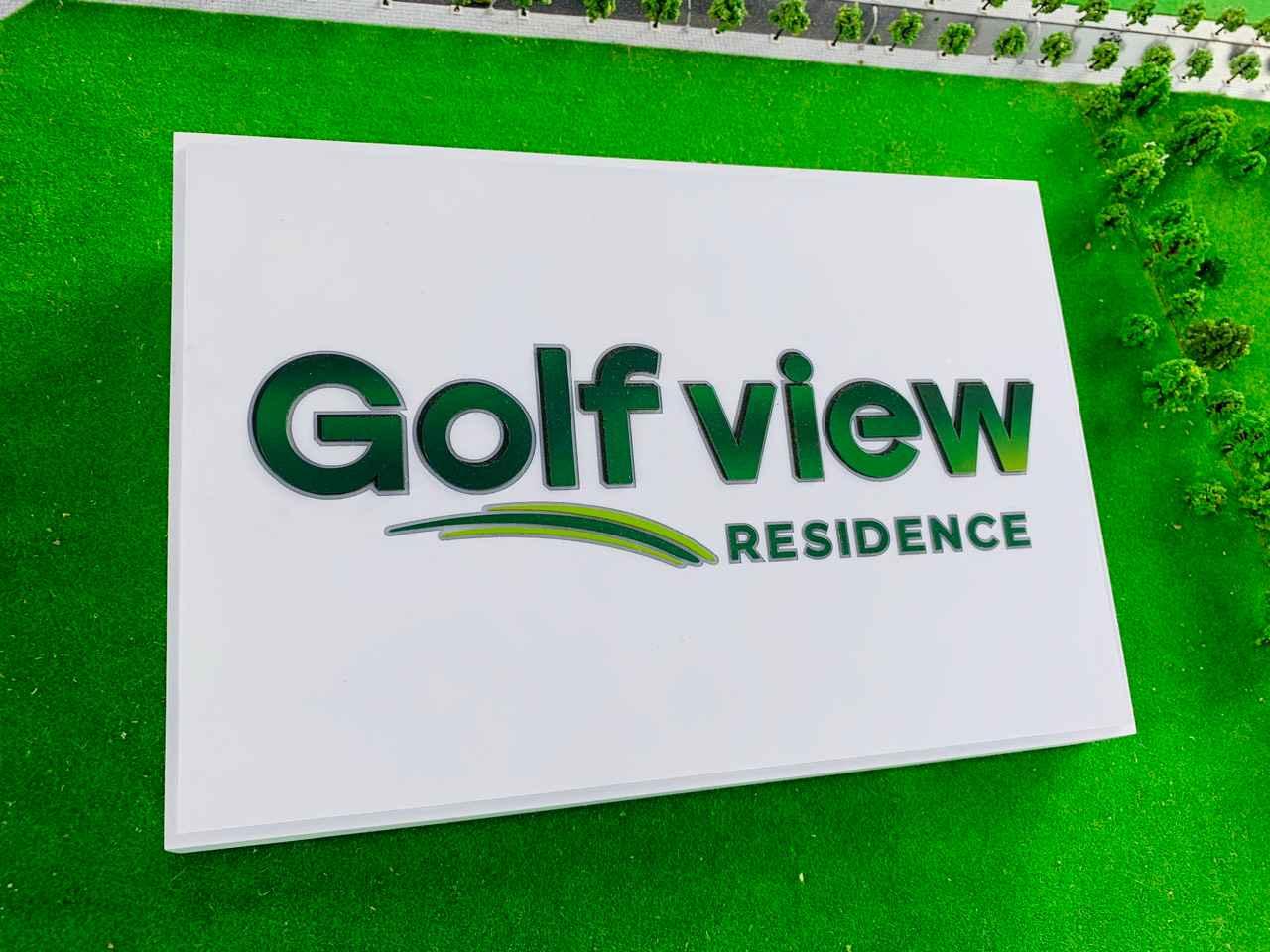 Golf View Residence Quận 9 - Novaland