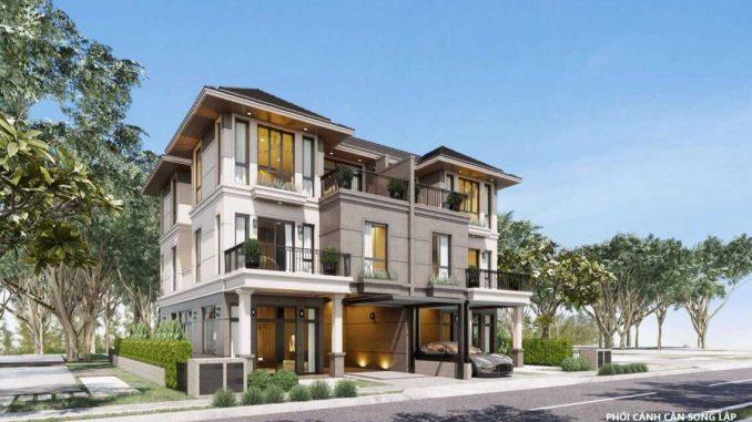 Gs-Metrocity Quận 9 Long Bình - Biệt thự